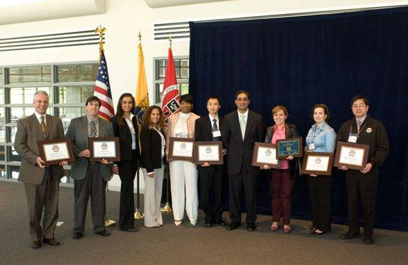 NJSW Recognition Program   Hudson County